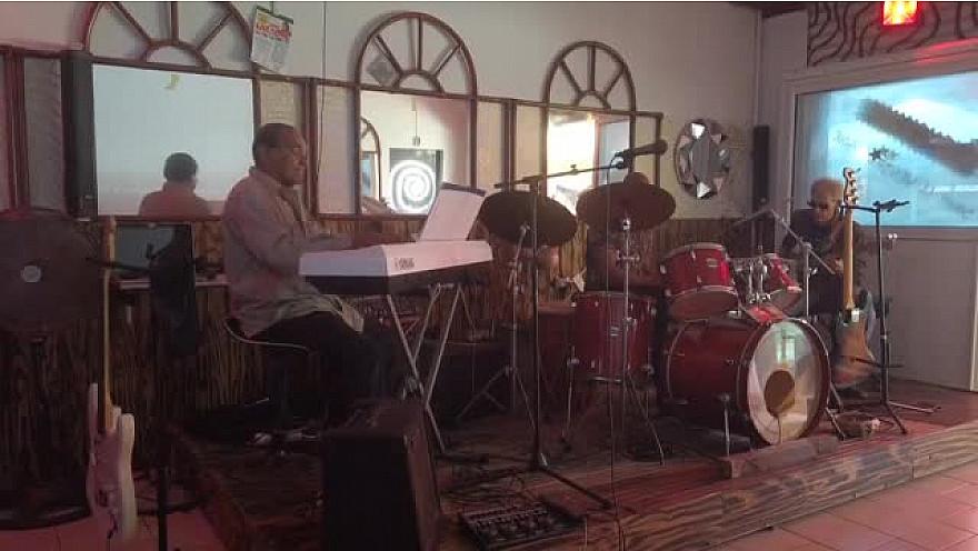 Patrick Jean-Marie Trio Jazz au Pied du Fort (Pointe-à-Pitre)